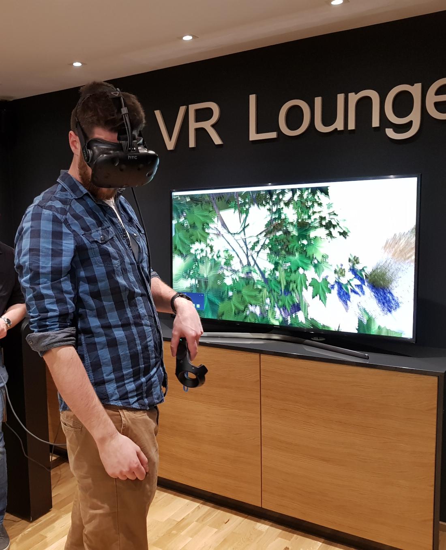 Gartengestaltung | Garten in 3D | Visualisierung | VR Lounge