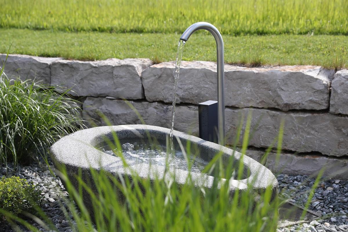 Designgarten Wassertrog