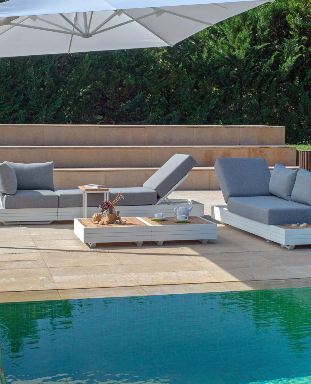 Gartenmöbel modern